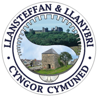 Llansteffan and Llanybri Community Council Logo